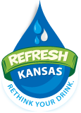 Refresh Kansas. Rethink your drink